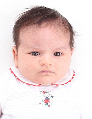 Kinderausweis biometrisches Passfoto